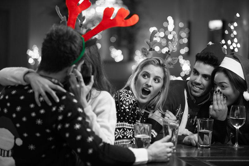 Cheating Spouses and the Christmas Holiday Season